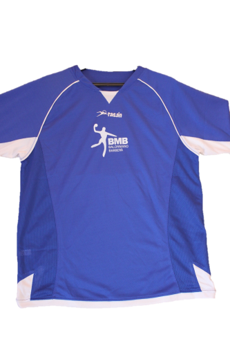 Camiseta Azul - 5€